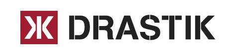 banner logo drastik