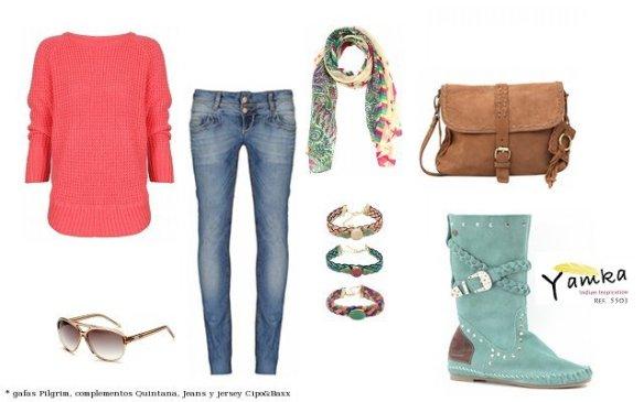 outfit yamka Drastik
