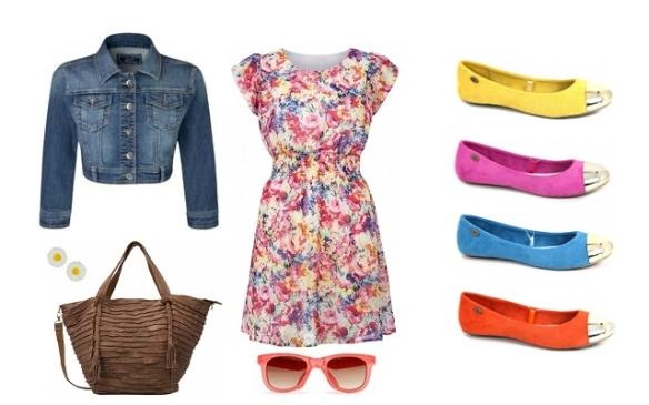 outfit primavera Drastik