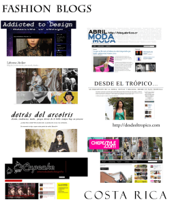 fashion blogs