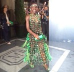 Lupita Nyong'o by Prada
